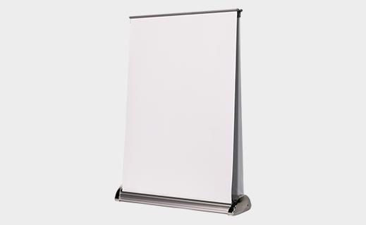 Mini Silverwing Retract, 16.5x11.7 2 Sided Blank