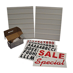 Signicade Message Board Kit
