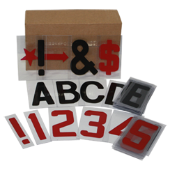 Signicade Letter Kits
