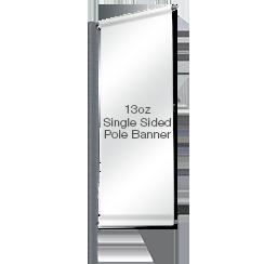 8' x 8' 13oz Pole